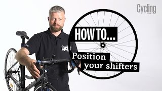 How To Position Your Bike's Shifters