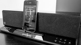 SoundFreaq Sound Step Recharge SFQ-02iRB iPhone/iPad Dock - Test / Review