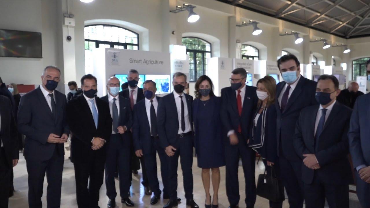 Εγκαίνια νέου ψηφιακού κέντρου CISCO στη Θεσσαλονίκη