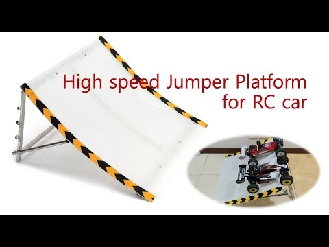 RC Jump!!! Jumper platform from Banggood