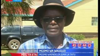 Mkuu wa chama cha Wauguzi nchini, John Bii auliza Serikali iichukulie hatua Seth Panyako