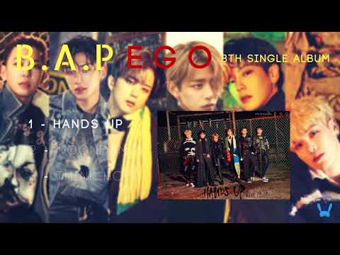 B.A.P 8th Single Album EGO (full)