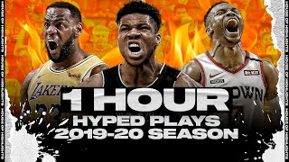 1 HOUR of The Best 2019-20 NBA Season Highlights