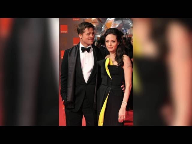 Il était une fois le couple inséparable Brad Pitt & Angelina Jolie