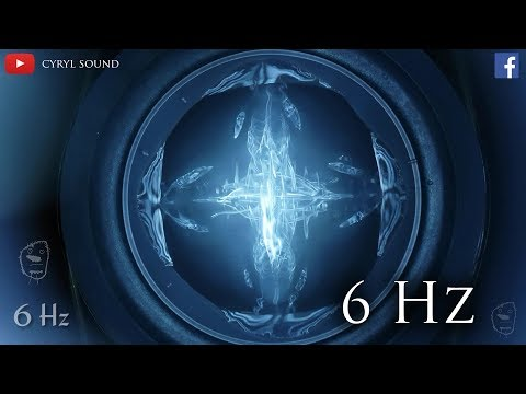 CYMATICS Experiment 18hz The Beauty of Sound Vibration in