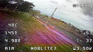 Drone Moblite7 Voando Atras do Atacadao da Zona Norte de Rio Preto Parte2