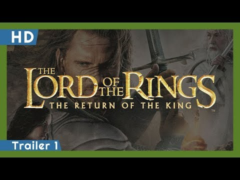Video trailer för The Lord of the Rings: The Return of the King (2003) Trailer 1