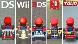 Evolution Of Mario Kart (1992-2019)