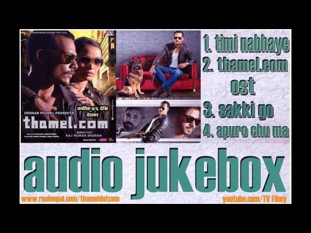 Thumnail of 'Thamel.com' Nepali Movie Full Audio JukeBox || Anoop Bikram Shahi || Neeta Pokharel