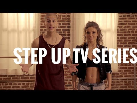 Jade Chynoweth & Carlito Olivero   2017 Accessible National Dance Day Routine