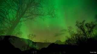 Aurora Borealis : The Song Of The Sun