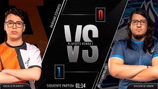 Anáhuac Esports VS ARCTIC GAMING MX | Cuartos de final | División de Honor 2019- Apertura Playoffs | Mapa 1
