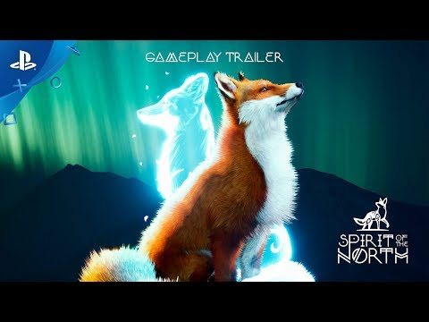 Spirit of the North - Gameplay Trailer | PS4 de Spirit of the North