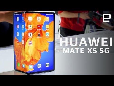 External Review Video o92zB_9CaRA for Huawei Mate Xs 5G
