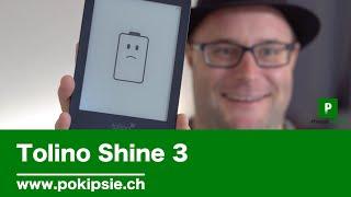 Unboxing: Tolino Shine 3 ausgepackt, konfiguriert und erste Eindrücke