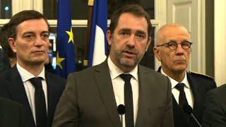 Attaque de Strasbourg: le suspect tué par la police (Castaner)