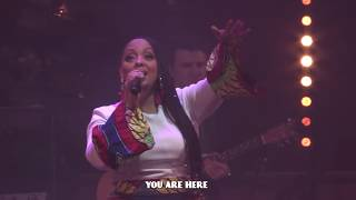 SINACH: WAY MAKER (Live in London) Featuring Mahalia Buchanan