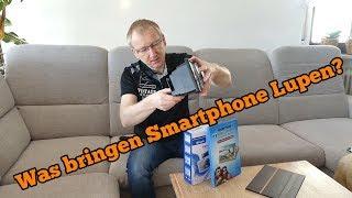 Die Smartphone Lupe Top oder Flopp?  #SmartphoneLupe #Bildschirmverstärker