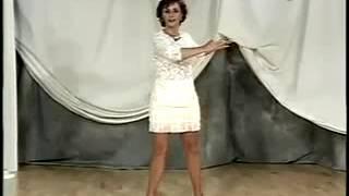 拉丁舞教学 拉丁技巧旋转【1】 在线观看   酷6视频