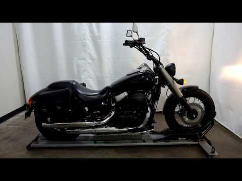 2011 Honda Shadow® Phantom in Eden Prairie, Minnesota - Video 1