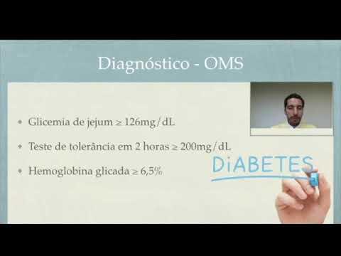 A taxa de açúcar na diabetes tipo 1