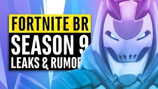 Fortnite | Season 9 Leaks And Insane Theories