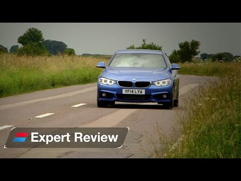 BMW 4 Series Gran Coupe car review