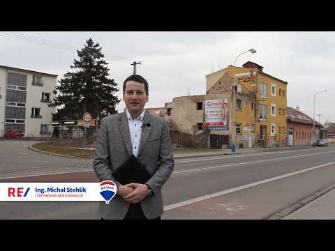 Video Prodej bytu 1+kk v osobním vlastnictví 35 m², Břeclav
