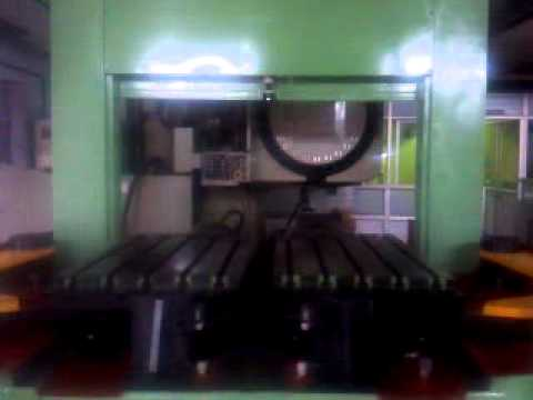 Hydraulic Auto Pallet Changer
