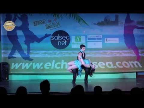 SPAZIO DANCE KIDS IV ELCHE SALSEA 2015