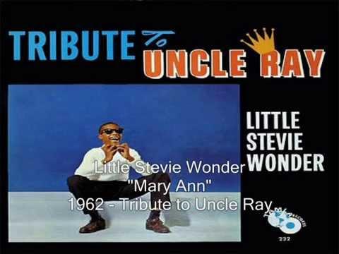 Mary Ann - Stevie Wonder