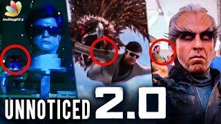 2.0 Teaser Breakdown   Things You Missed   Rajinikanth, Shankar