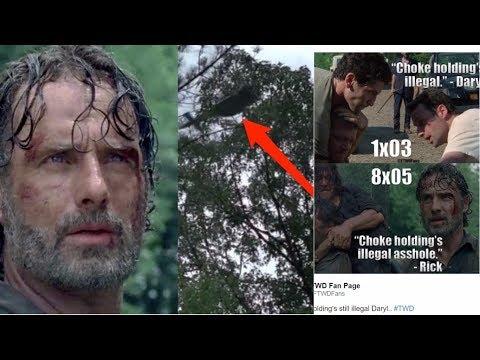 Análisis del 5º episodio de la 8º temporada de The Walking Dead y los spoilers del 6º