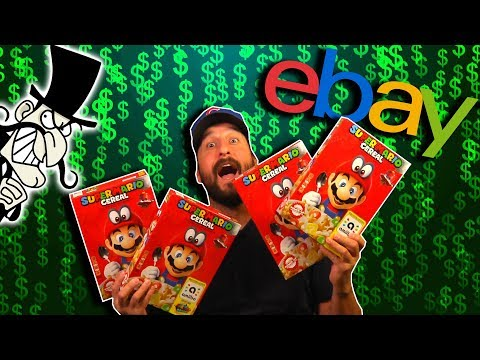 Scalping Super Mario Cereal - What's On Jay's Mind?