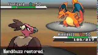 Mandibuzz  - (Pokémon) - Pokemon Random Wifi- Mandibuzz Strutting Her Stuff