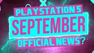Playstation 5 | OFFICIAL PS5 NEWS IN SEPTEMBER 2019 | PS5 Latest News, PS5 Reveal, PS5 Graphics