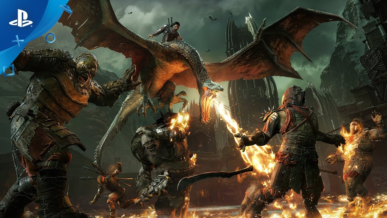 Monolith Reveals Grand Ambitions for Middle-earth: Shadow of War