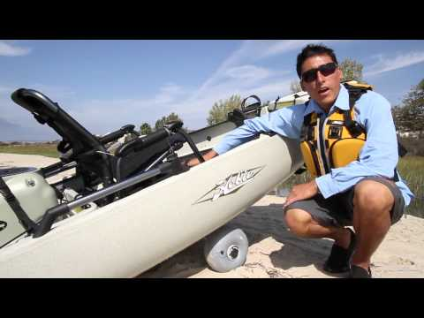 Choosing Mirage Fins for your Hobie Kayak