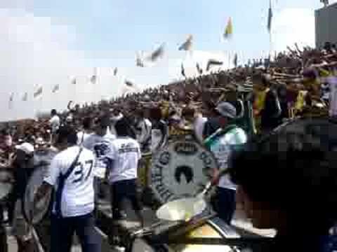"""C.A.R's.C - Pumas Vs Pachuca (Quien Te Cantara)"" Barra: La Rebel • Club: Pumas"