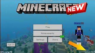 Minecraft P.E v1.5.0.4 New Update 2018 || Video By GhianePH (No Hack/Mod/Cheats)
