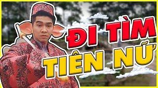 PEWPEW HÓA TRƯ BÁT GIỚI ĐI TÌM TIÊN NỮ!!   Daily Vlog 62