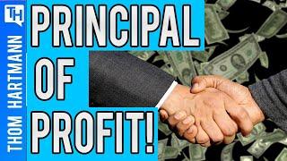 Putting Profit Over Democracy!