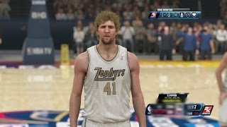 NBA 2K14 PS4 My Team - International Players Only!