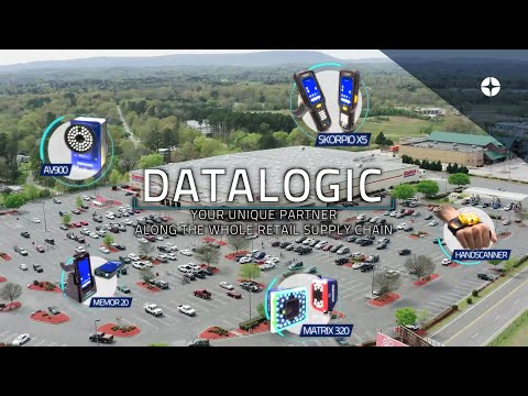 Datalogic Solutions for Distribution Centers