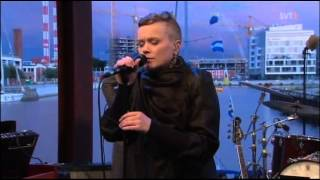 Ane Brun & Damn! - The Light From One (SVT Sommarkväll, 2013)