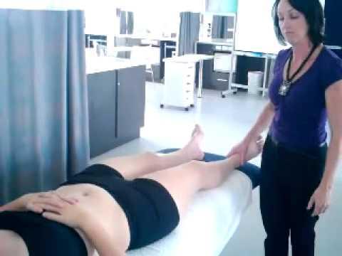 Von schweren Rückenschmerzen helfen