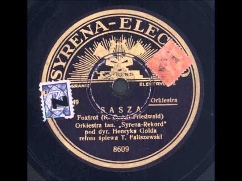 Tadeusz Faliszewski - Sasza