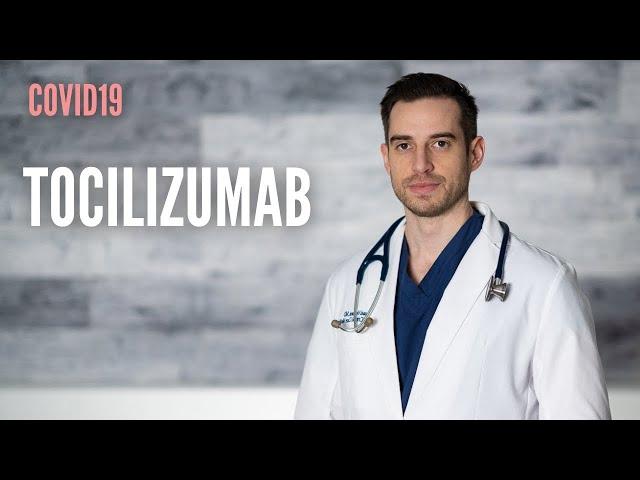 Video Uitspraak van Tocilizumab in Engels