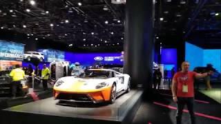 North American International Auto Show - NAIAS 2019 in Detroit, Michigan