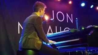 "Jon McLaughlin amazing piano medley into ""Industry"""